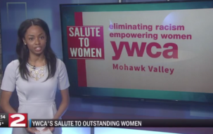 YWCA Mohawk Valley Salutes Outstanding Women in the Community- Including YSLPP Sophomore Dah Eh