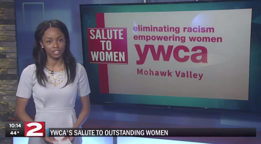YWCA Mohawk Valley Salutes Outstanding Women in the Community- Including YSLPP Sophomore Dah Eh