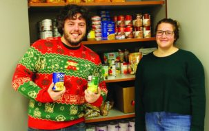 Amsterdam High School creates food pantry with help of grant funds
